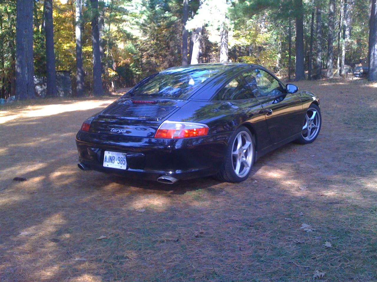 porsche 911 targa 996 3 6 carrera 320 hp. Black Bedroom Furniture Sets. Home Design Ideas