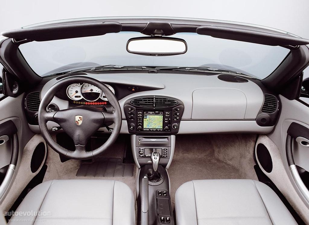 Porsche Boxster 986 2 5 Boxer 24v 204 Hp