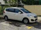 Proton Ertiga Технически характеристики и разход на гориво