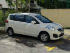 Proton Ertiga Technical specifications and fuel economy