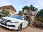 Proton Perdana Technical specifications and fuel economy