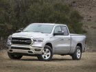 RAM 1500 Technical specifications and fuel economy