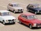 Renault  16 (115)  1.6 TL (1152,1153,1157) (65 Hp)