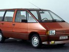 Renault  Espace I (J11/13)  2.1 TD (88 Hp)