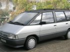 Renault  Espace I (J11/13, Phase II 1988)  2.0i TXE (120 Hp)