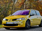 Renault  Megane II Coupe (Phase II, 2006)  RS 2.0 Turbo 16V (230 Hp)