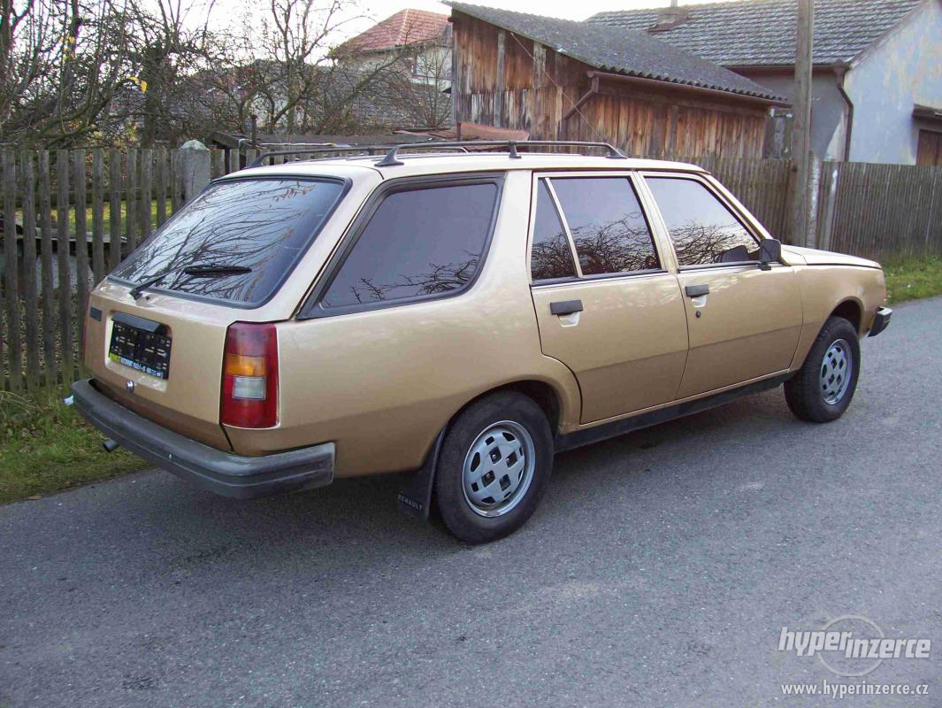 Renault 18 Variable 135 1 6 Ts 97 Hp