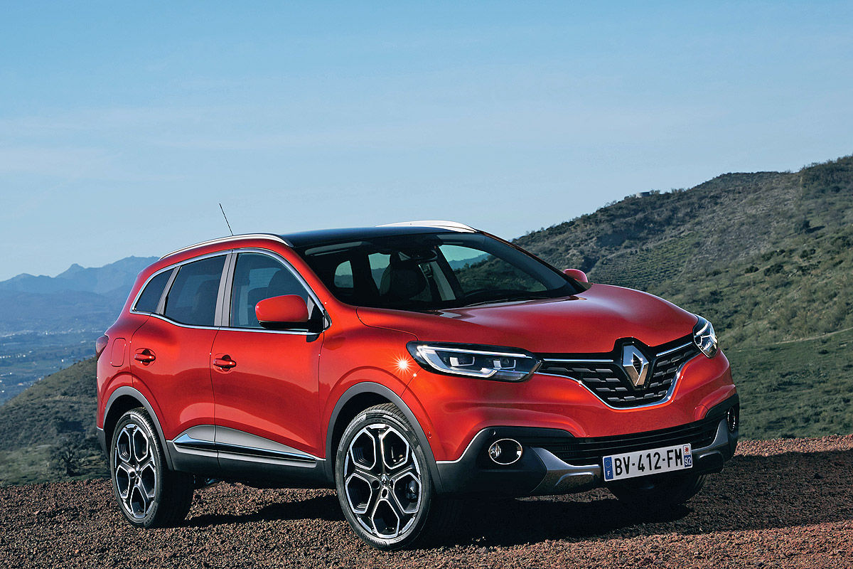renault kadjar technical specifications and fuel economy. Black Bedroom Furniture Sets. Home Design Ideas