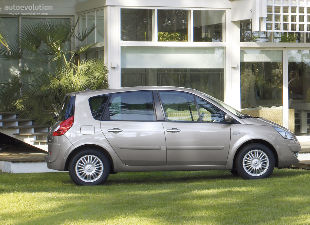 renault scenic technical specifications and fuel economy. Black Bedroom Furniture Sets. Home Design Ideas