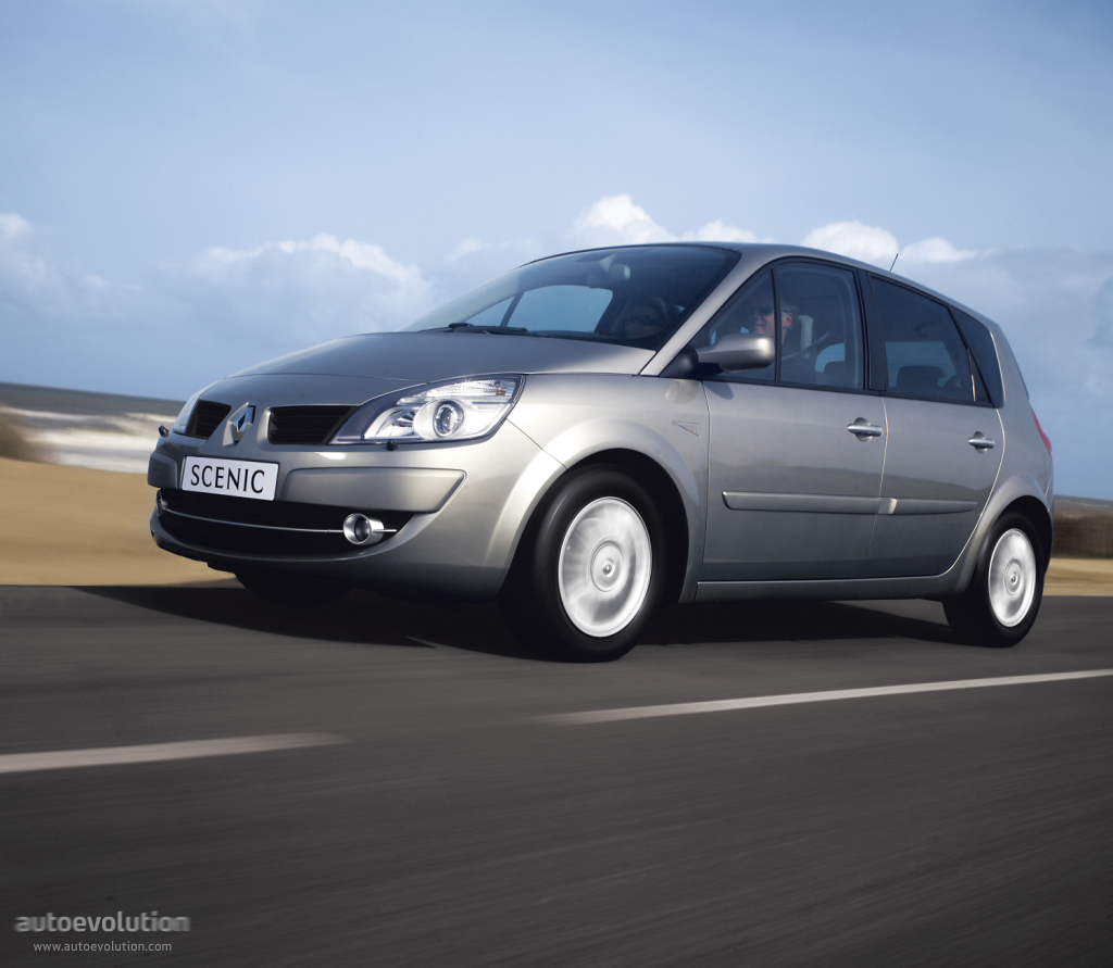 renault scenic ii 1 9 dci 100 hp. Black Bedroom Furniture Sets. Home Design Ideas