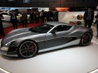 Rimac One Technical specifications and fuel economy