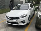 Roewe 360 Technical specifications and fuel economy