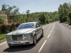 Rolls-Royce Phantom Las especificaciones técnicas y el consumo de combustible