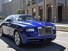 Rolls-Royce  Wraith  6.6 V12 (632 Hp) Automatic Black Badge
