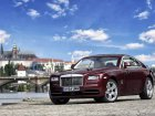 Rolls-Royce Wraith Technical specifications and fuel economy (consumption, mpg)