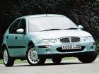 Rover  25 (RF)  1.4 i 16V (84 Hp)