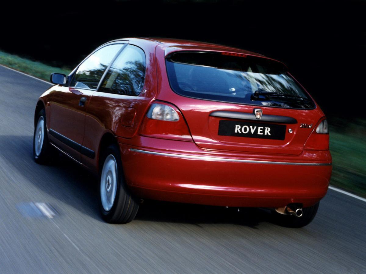 Rover 200 (RF) 216 Si (112 Hp)