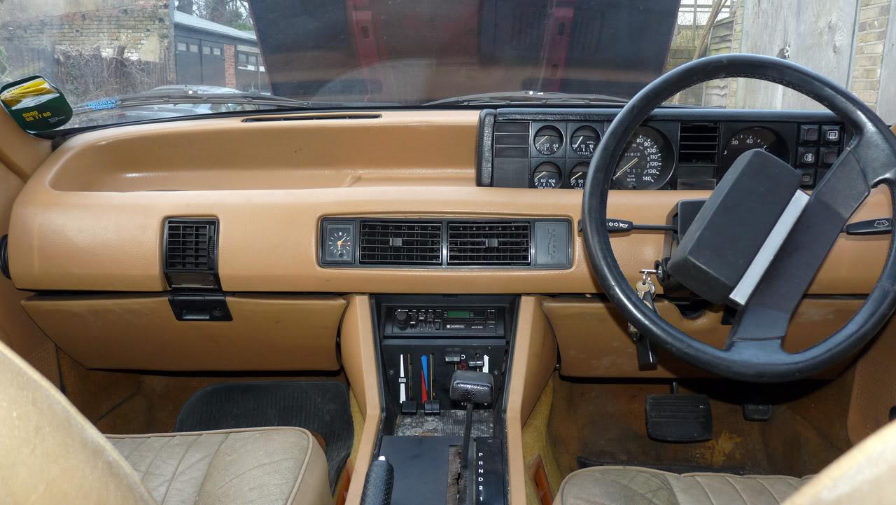 Rover 2000 3500 Hatchback Sd1 3500 Vitesse 193 Hp