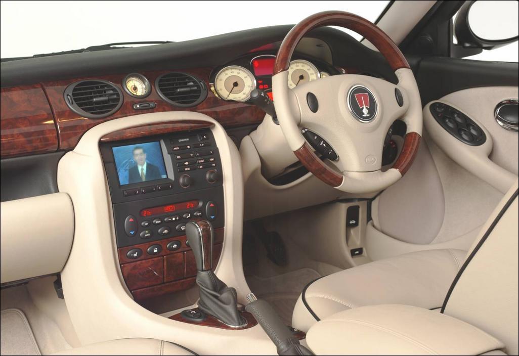 Rover 75 technische daten und verbrauch