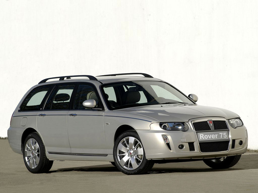 rover 75 tourer 2 0 cdti 131 hp. Black Bedroom Furniture Sets. Home Design Ideas
