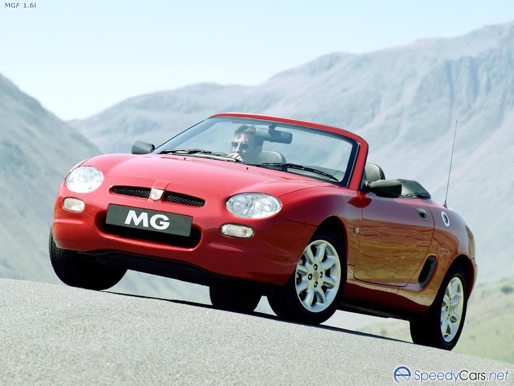 rover mgf technical specifications and fuel economy. Black Bedroom Furniture Sets. Home Design Ideas