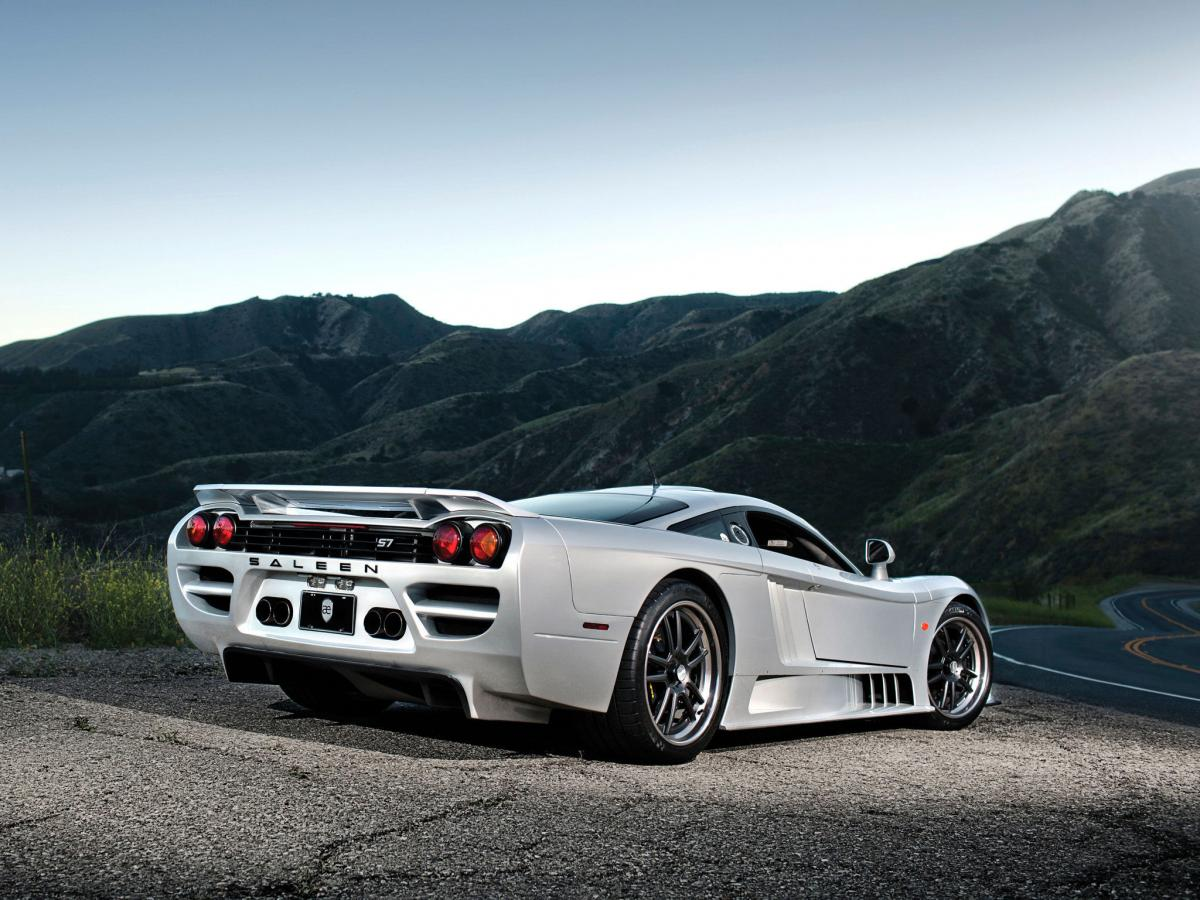 Saleen S7 Technical Specifications And Fuel Economy