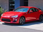 Scion FR-S Technical specifications and fuel economy
