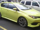 Scion iM Technical specifications and fuel economy