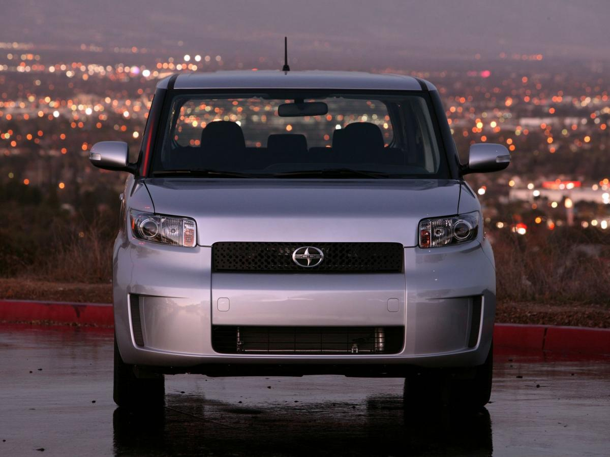scion xb technical specifications and fuel economy. Black Bedroom Furniture Sets. Home Design Ideas