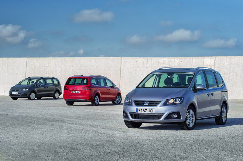 seat alhambra ii facelift 2015 2 0 tdi 150 hp. Black Bedroom Furniture Sets. Home Design Ideas