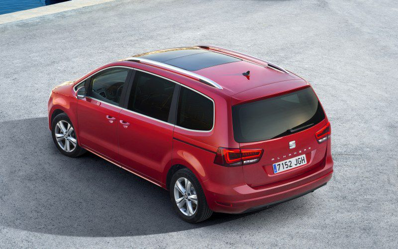 seat alhambra facelift 2015 autos post. Black Bedroom Furniture Sets. Home Design Ideas