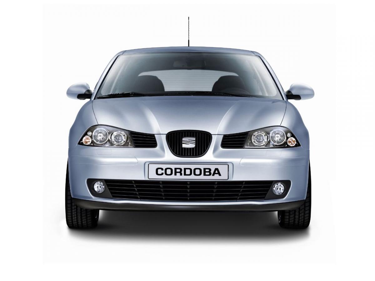 Seat Cordoba Iii 2 0 I Sport 115 Hp