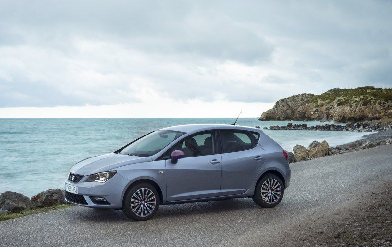 seat ibiza iv facelift 2015 1 4 tdi 90 hp dsg. Black Bedroom Furniture Sets. Home Design Ideas