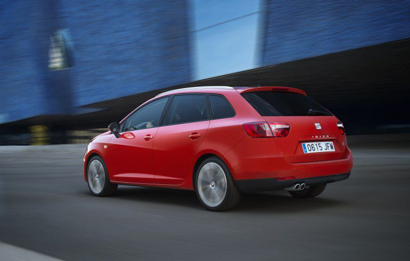 seat ibiza iv st facelift 2015 1 4 tdi 90 hp dsg. Black Bedroom Furniture Sets. Home Design Ideas