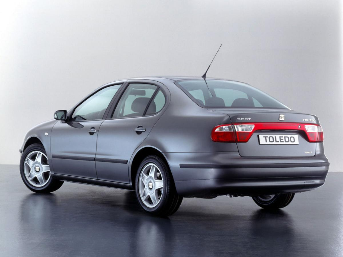 seat toledo technical specifications and fuel economy. Black Bedroom Furniture Sets. Home Design Ideas