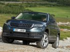 Skoda Kodiaq Technical specifications and fuel economy