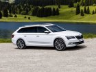 Skoda  Superb III Combi  2.0 TDI (190 Hp)