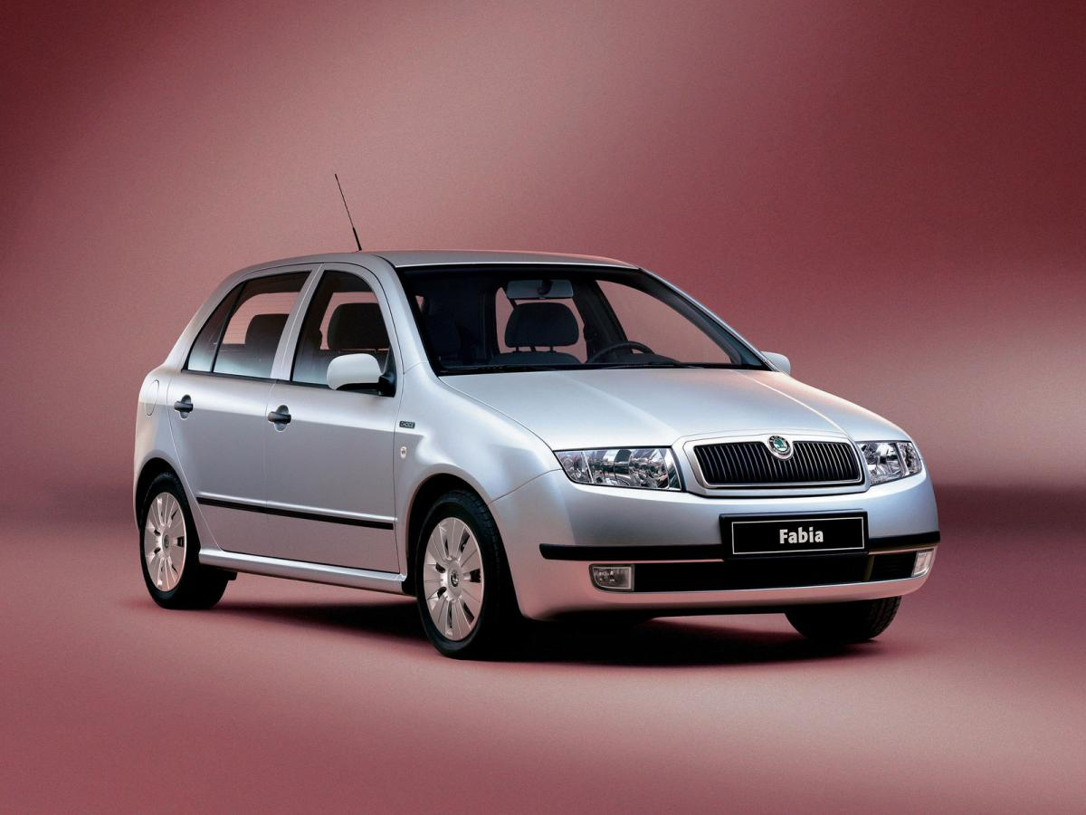 skoda fabia i 6y rs 1 9 tdi 130 hp. Black Bedroom Furniture Sets. Home Design Ideas