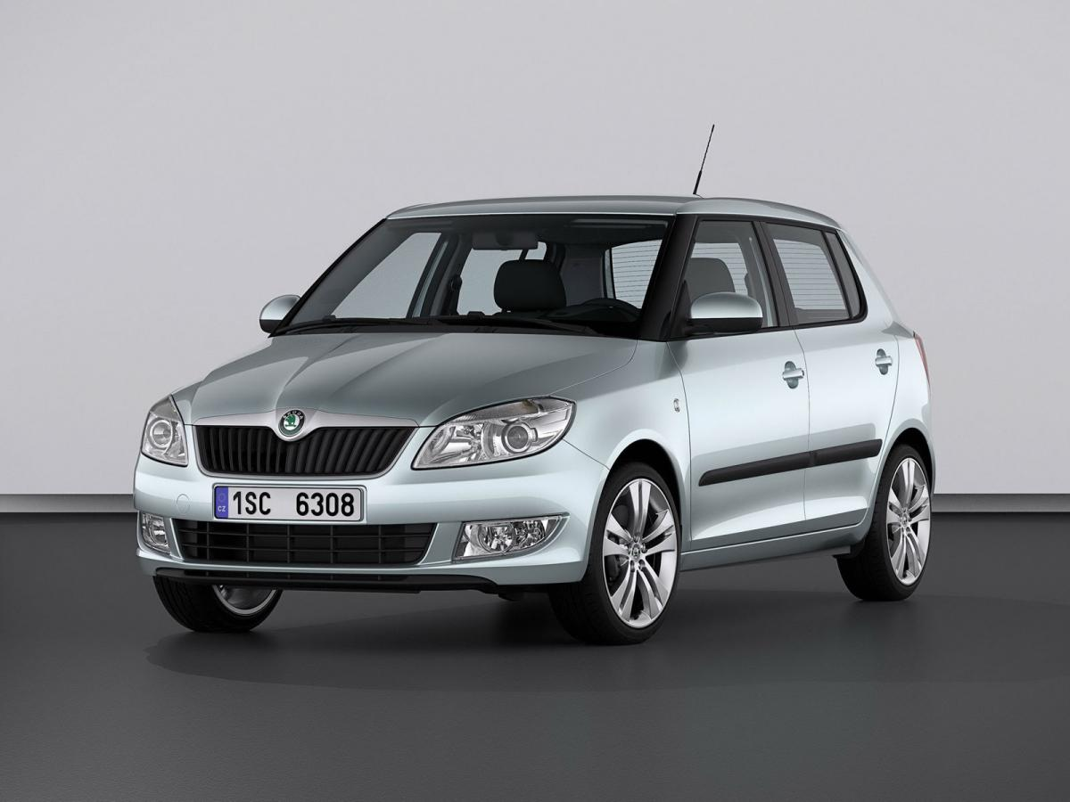 skoda fabia technical specifications and fuel economy. Black Bedroom Furniture Sets. Home Design Ideas