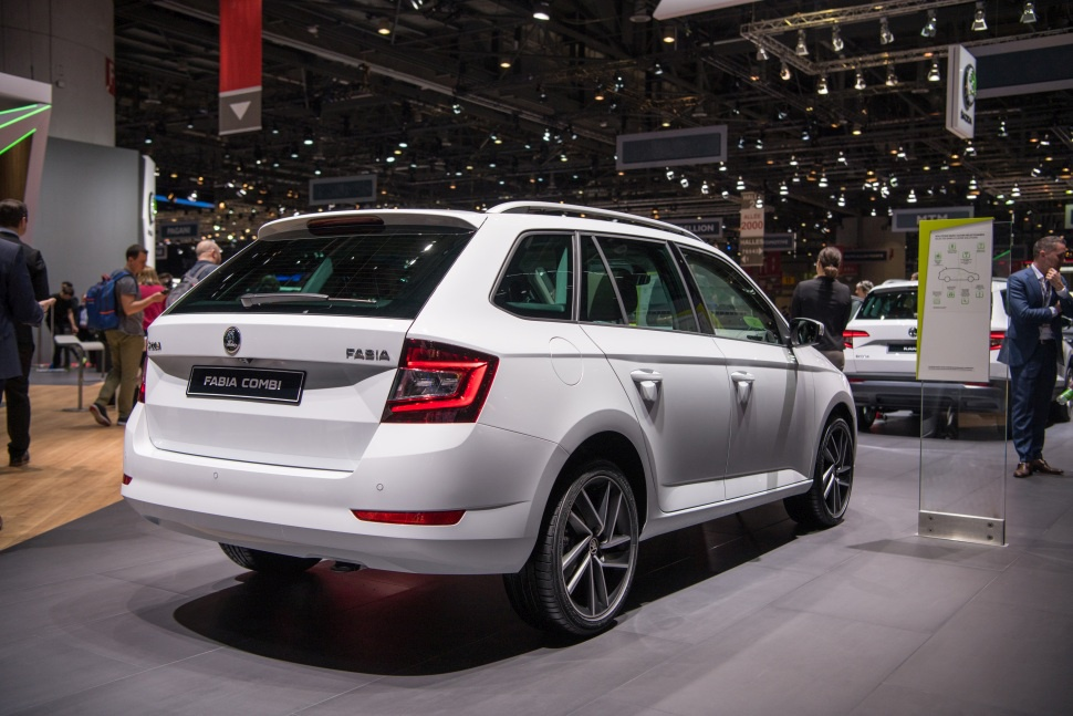 skoda fabia technical specifications and fuel economy