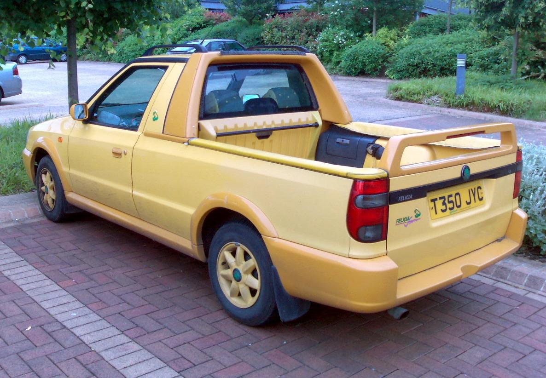 Suzuki Tire Size >> Skoda Felicia I Fun (797) 1.3 (54 Hp)