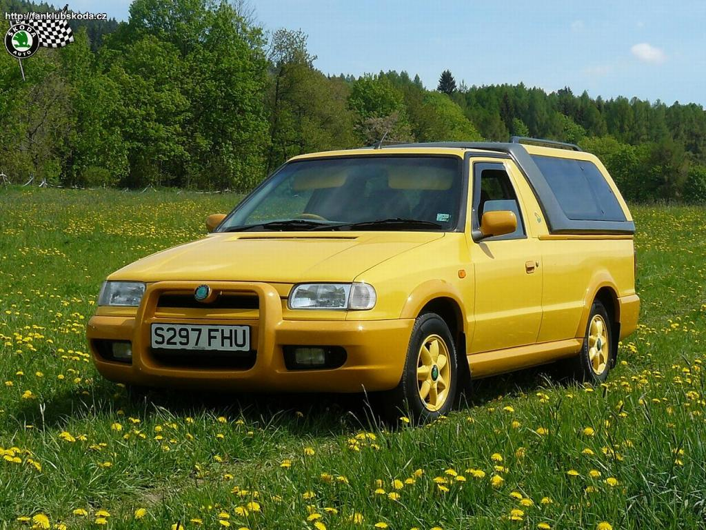 skoda felicia technical specifications and fuel economy. Black Bedroom Furniture Sets. Home Design Ideas