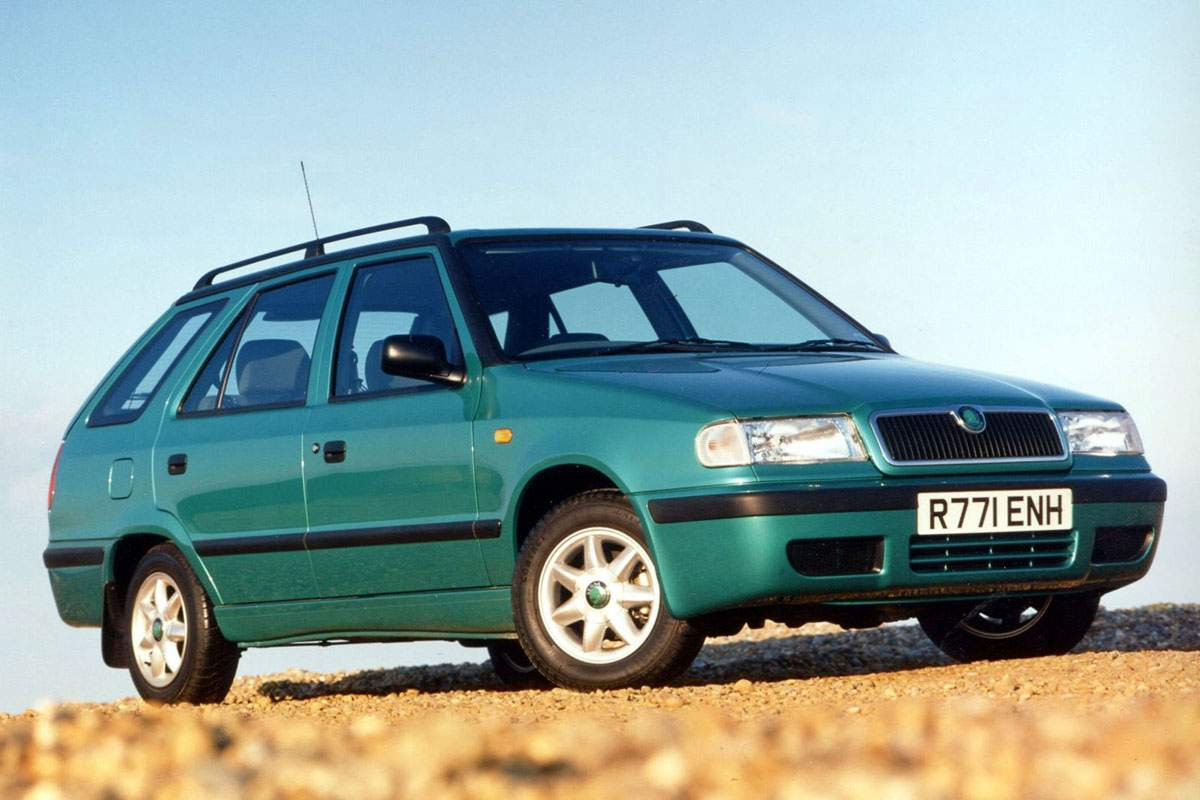 Skoda Felicia Technical specifications and fuel economy