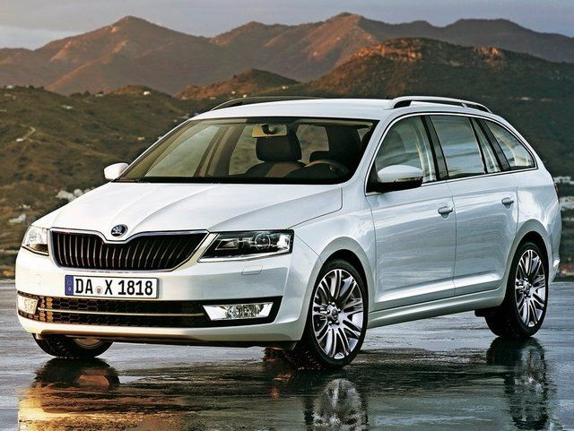 skoda octavia iii combi rs 2 0 tdi 184 hp dpf dsg. Black Bedroom Furniture Sets. Home Design Ideas