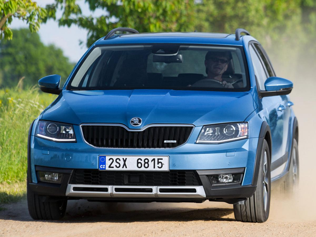 skoda octavia technical specifications and fuel economy. Black Bedroom Furniture Sets. Home Design Ideas