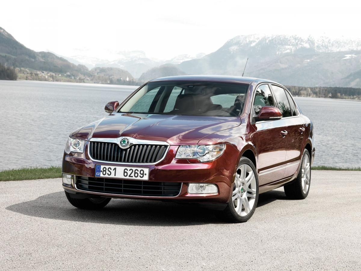 skoda superb ii 2 0 tdi 170 hp. Black Bedroom Furniture Sets. Home Design Ideas