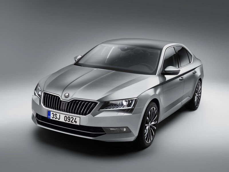skoda superb iii 1 4 tsi 150 hp dsg act. Black Bedroom Furniture Sets. Home Design Ideas