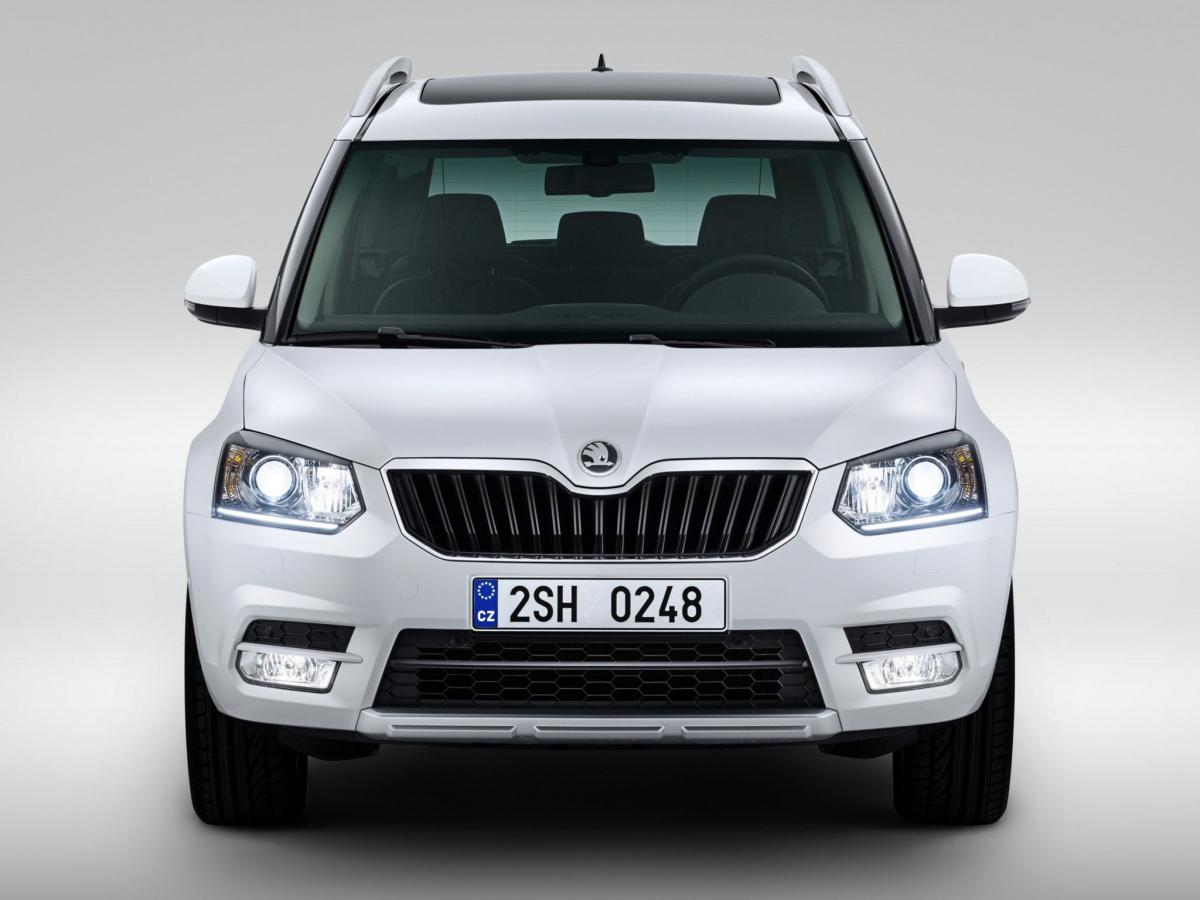 skoda yeti 1 2 tsi 105 hp. Black Bedroom Furniture Sets. Home Design Ideas