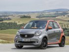 Smart Forfour Technical specifications and fuel economy