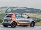 Smart  Forfour II  1.0 (71 Hp) Automatic